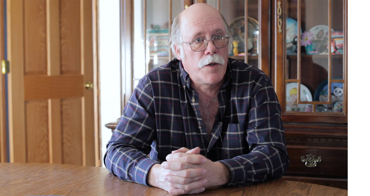 Rodney Struble speaks out about pipeline abandonment